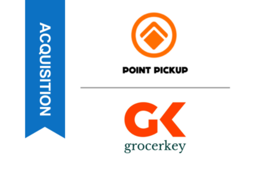 Point Pickup Acquires E-Commerce Platform GrocerKey for $42M to Allow for Same-Day Delivery